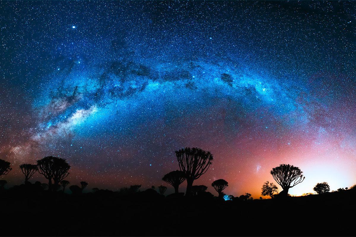 Волшебство природы Намибии