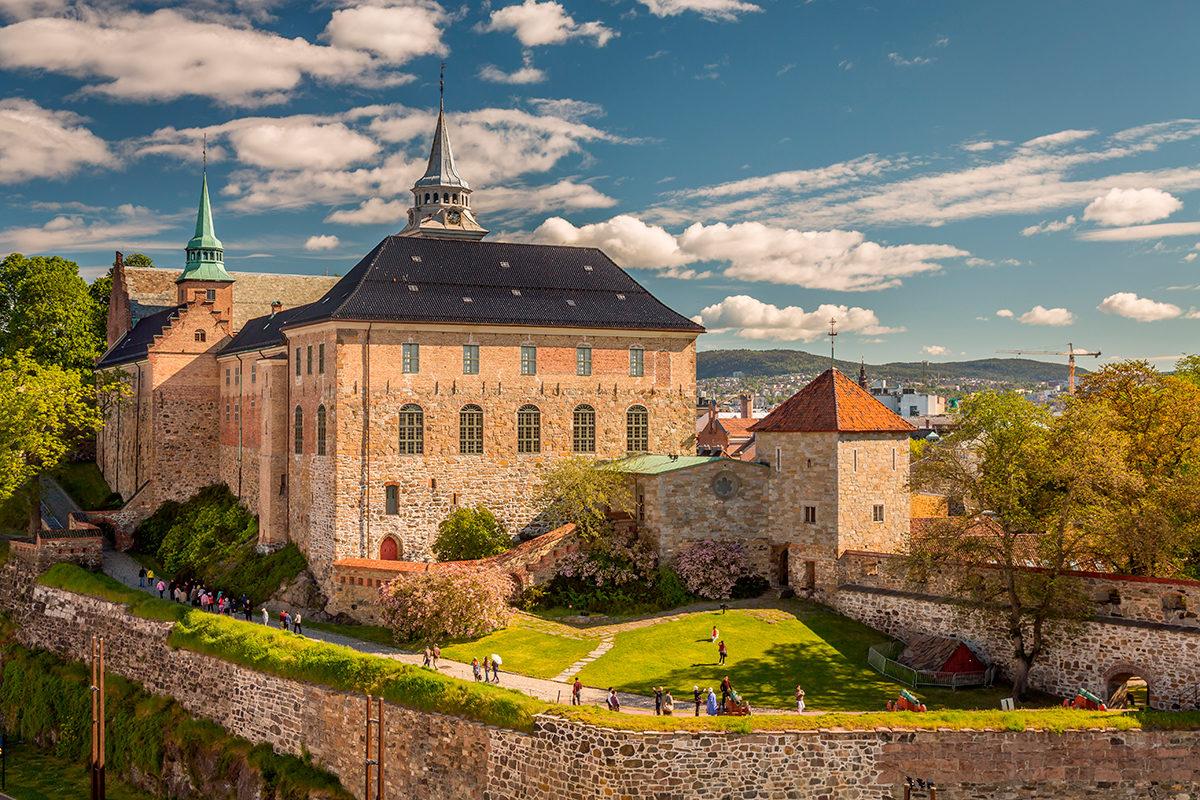 Крепость Акерсхус, Осло