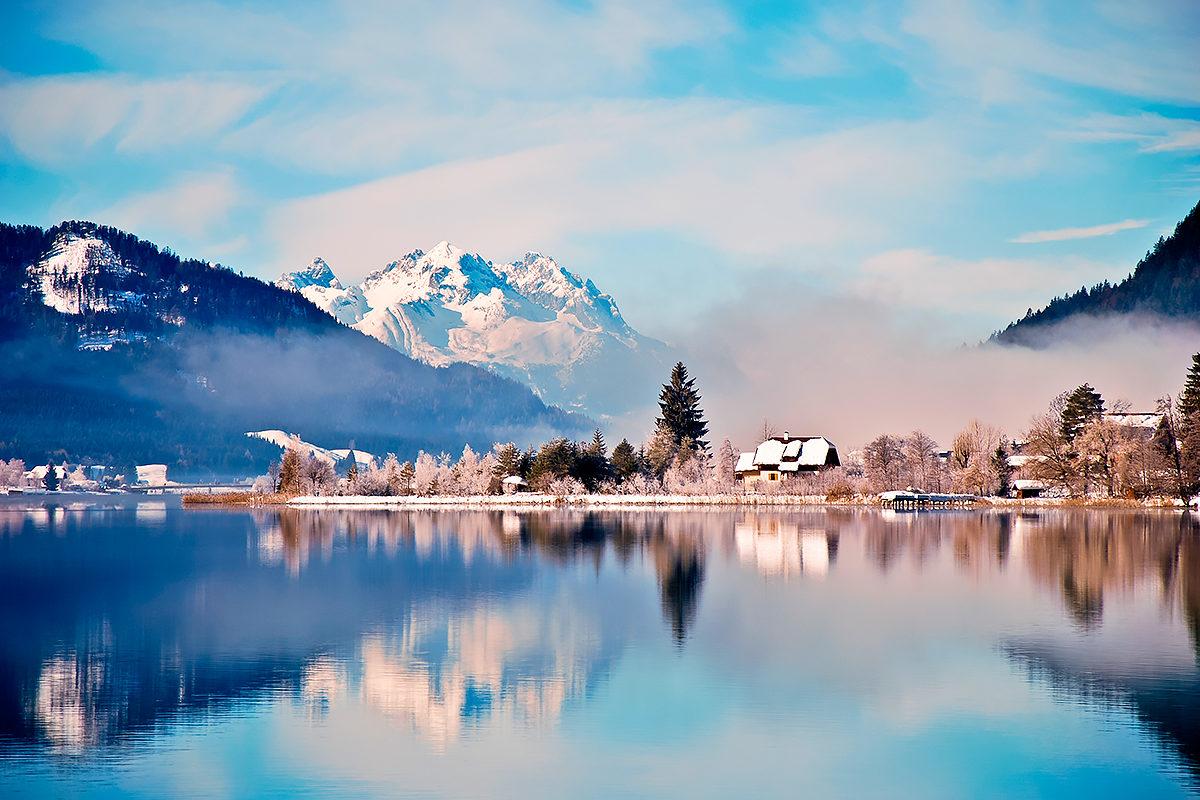 Вайсензее, Австрия