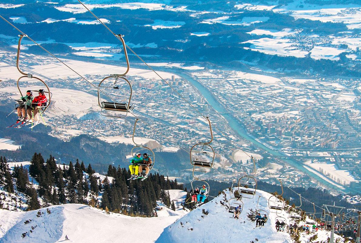 Все удовольствия для любителей горнолыжного спорта