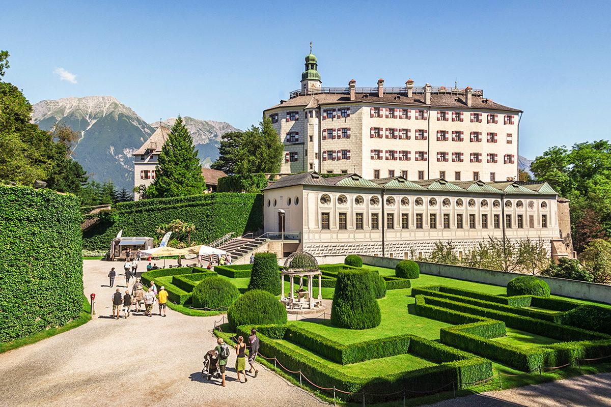 Музей-замок Амбрас, Инсбрук