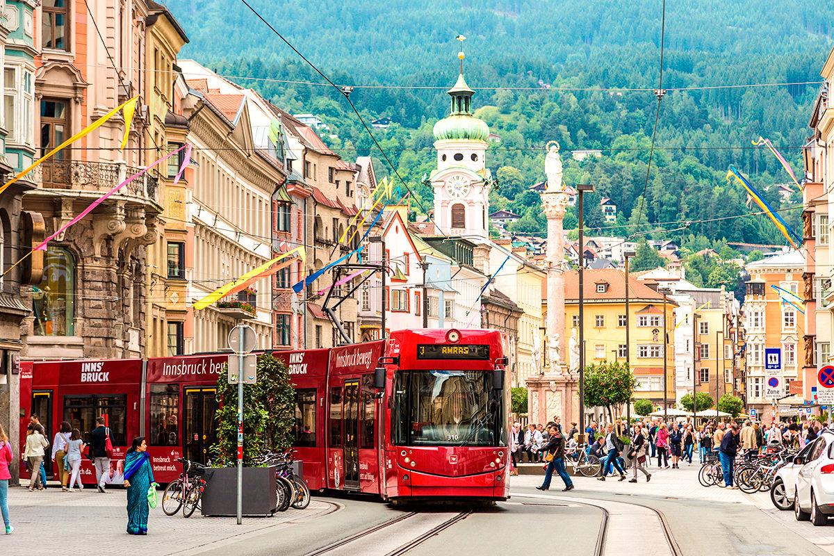 Инсбрукский трамвай