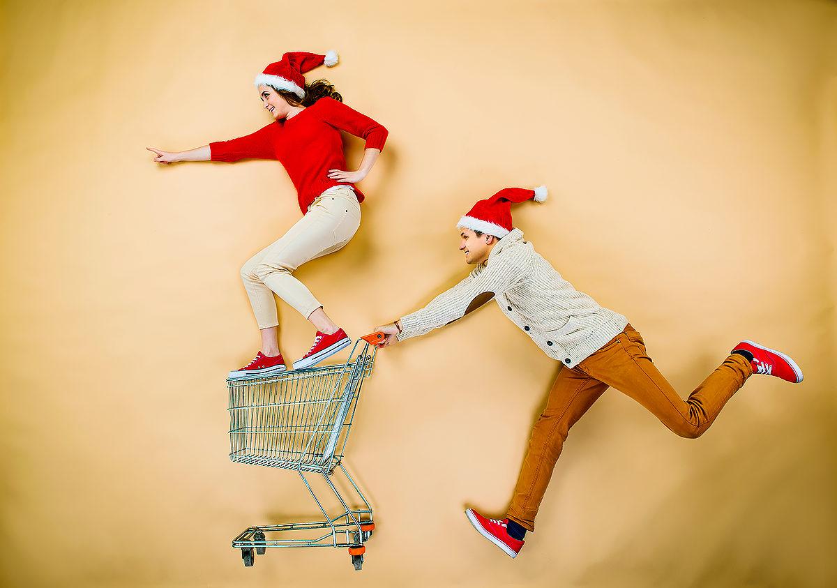 В канун рождественской распродажи