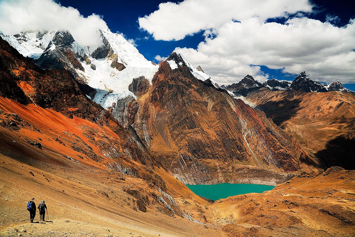 Фантастический треккинг в горах Перу