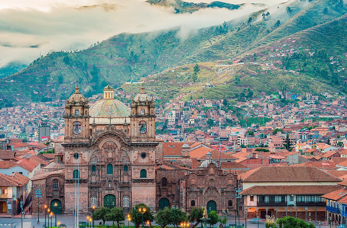 Собор Санто-Доминго, Перу