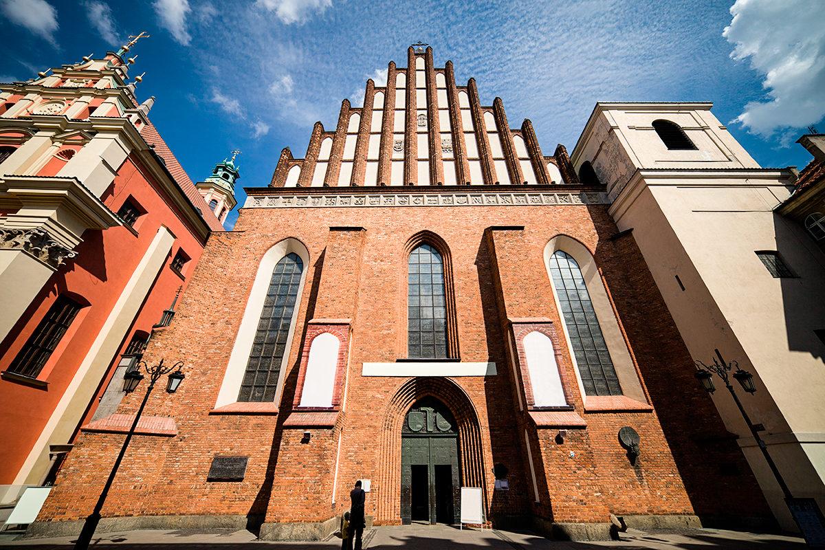 Костел Святого Иоанна Крестителя, Варшава
