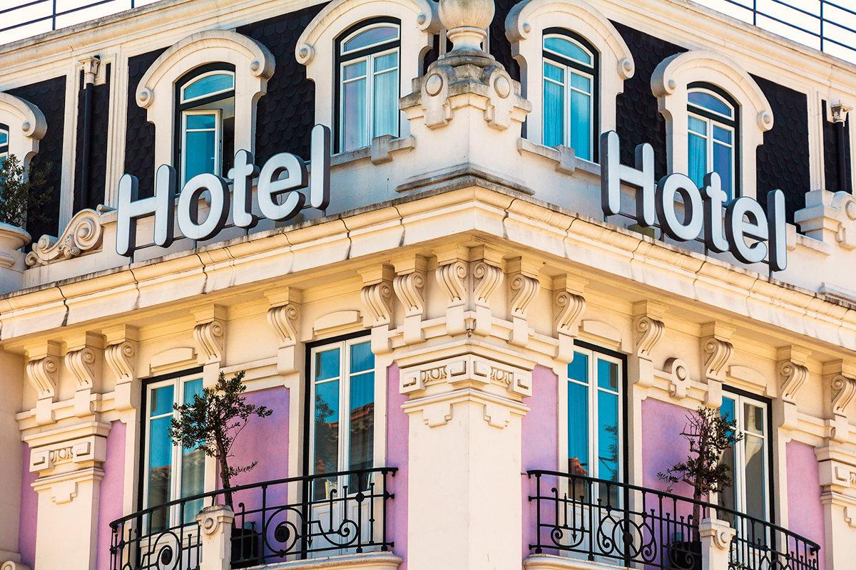 Отелей в Лиссабоне великое множество