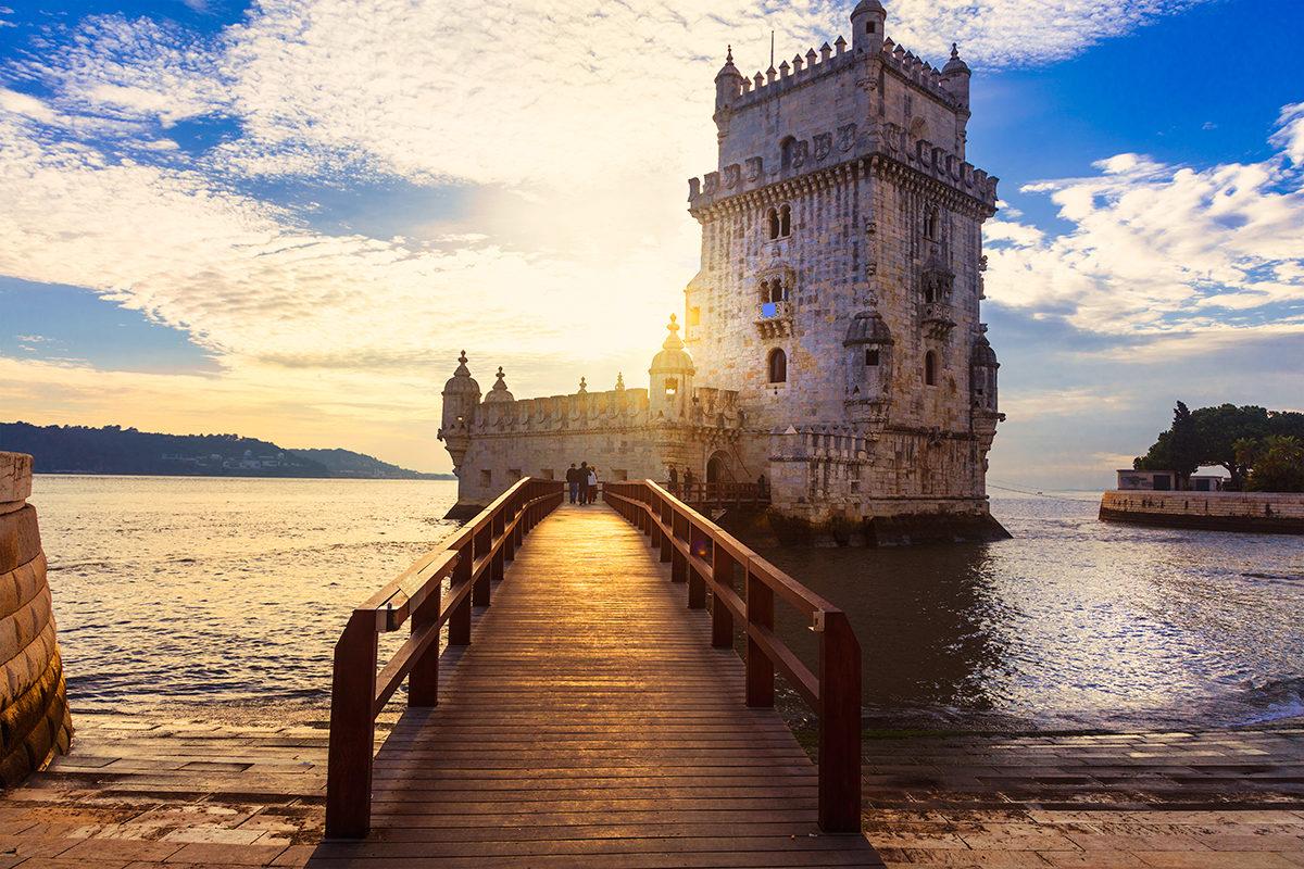 Сооружение времен средневековья, Лиссабон