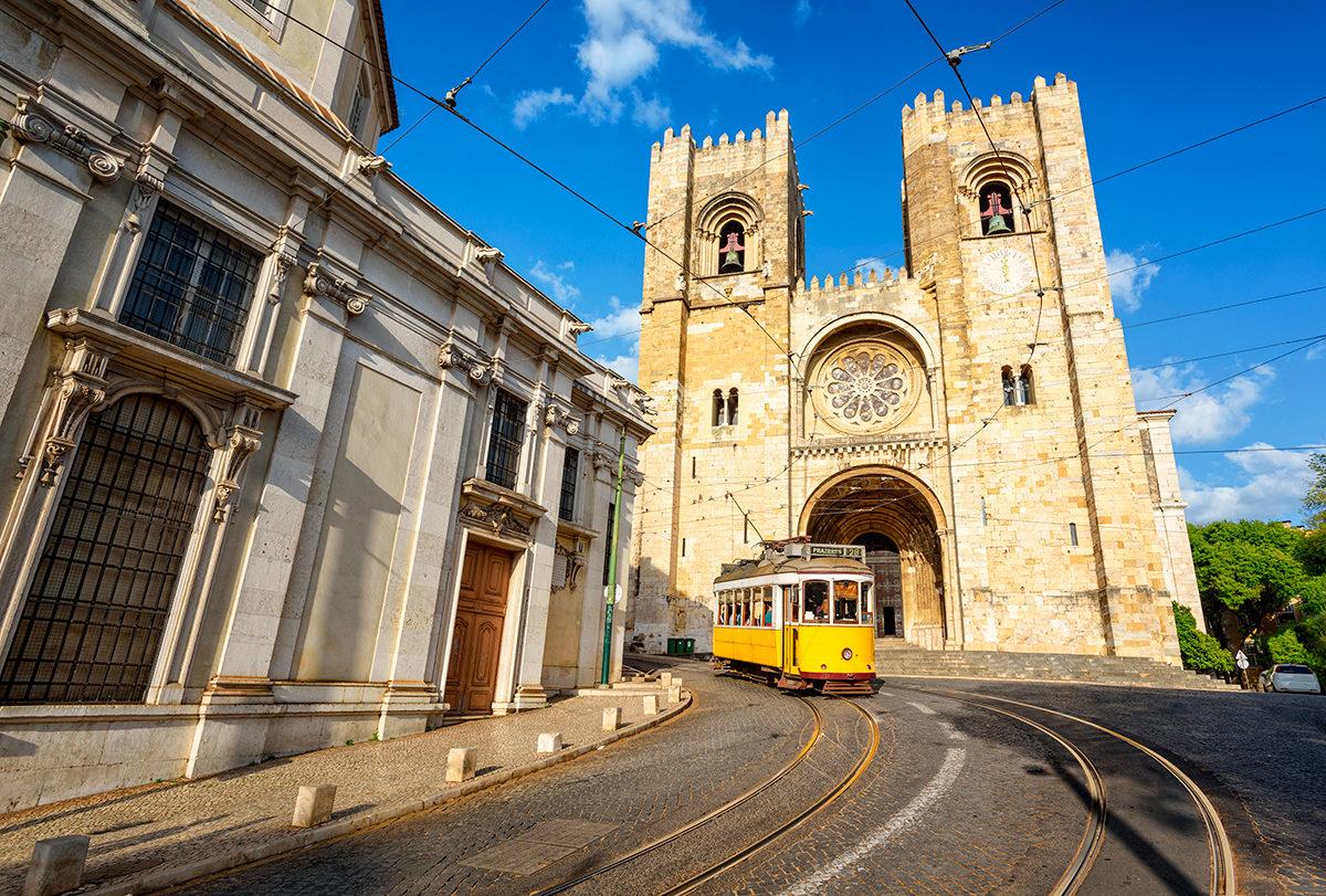 Лиссабонский кафедральный собор, Португалия