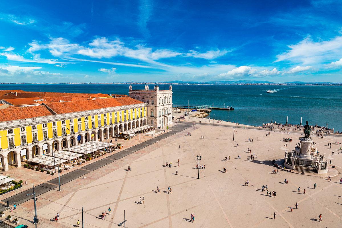 Торговая площадь, Лиссабон