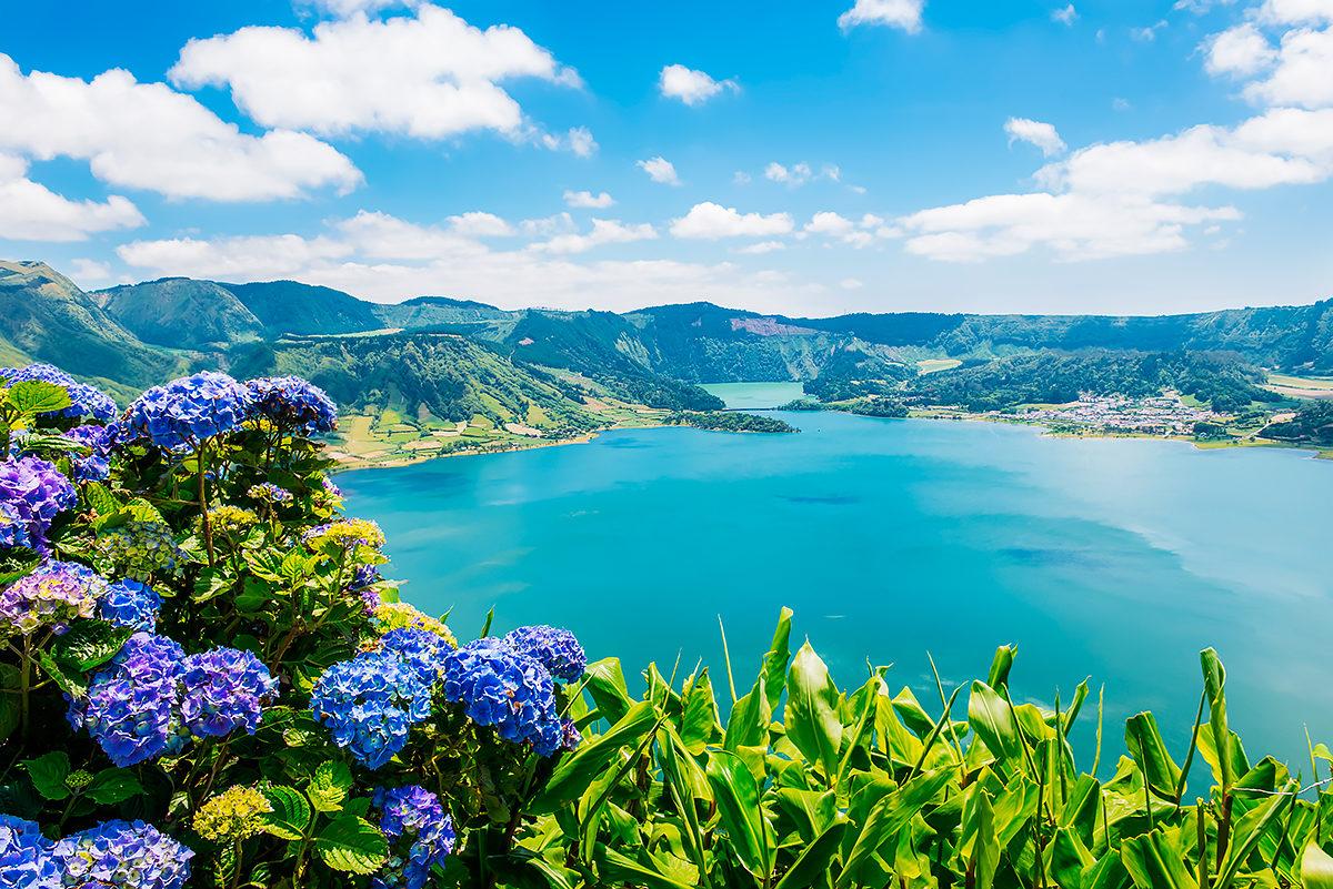 Регион Португалии - Азорские острова