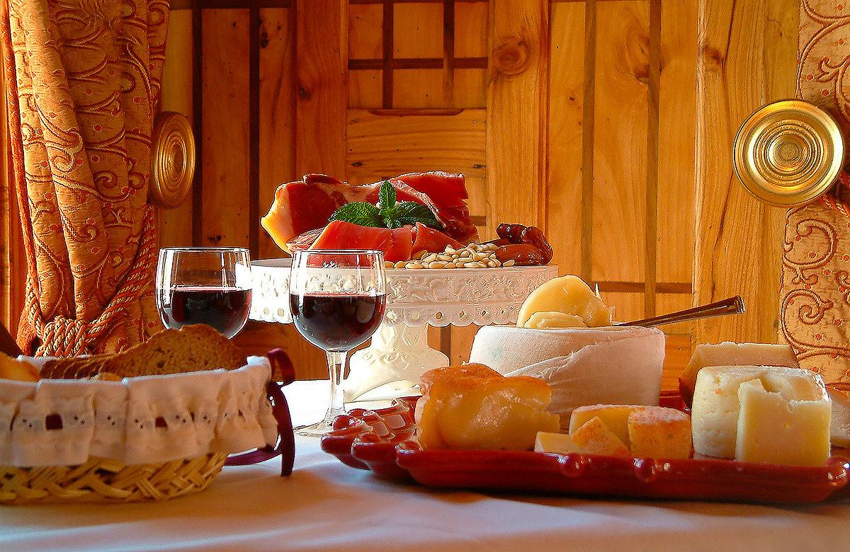 Портвейн и сыр, Португалия