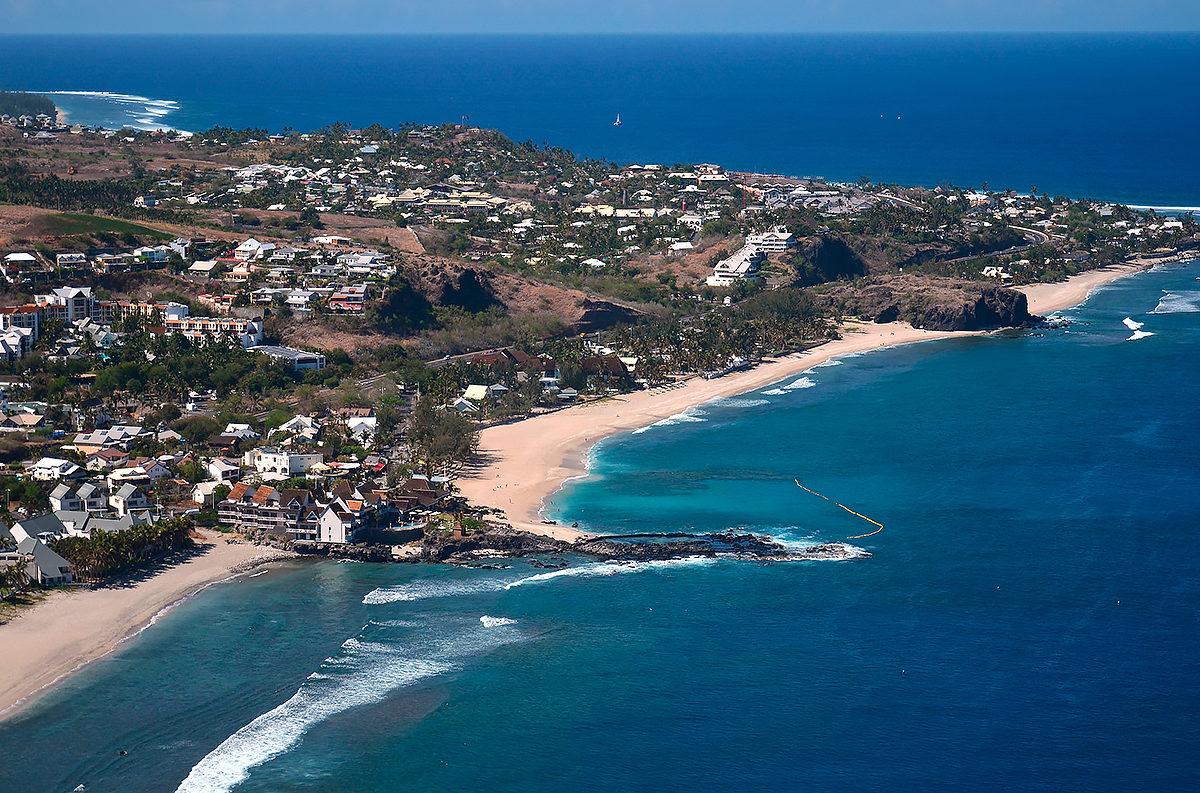 Вид на курортный район Букан-Кано