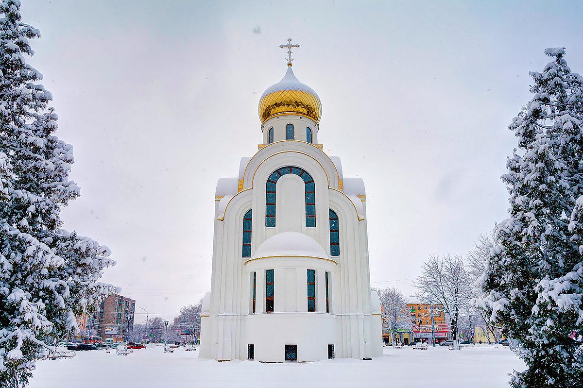 Церковь Георгия Победоносца, Иваново