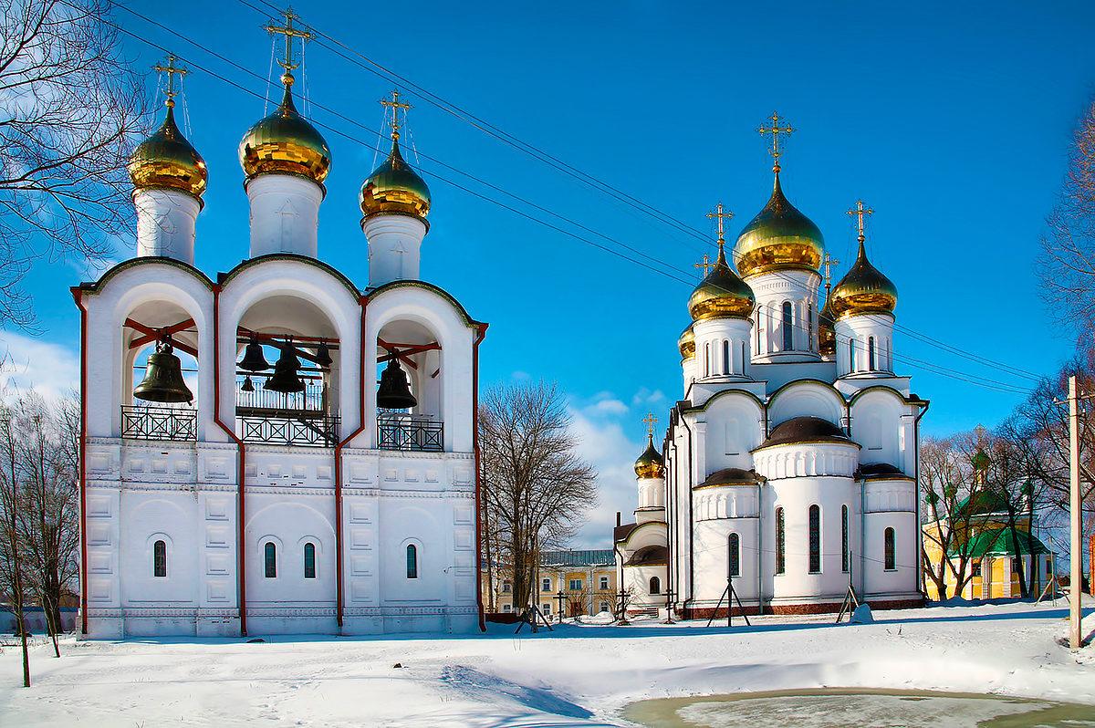Православное зодчество Переславля-Залесского