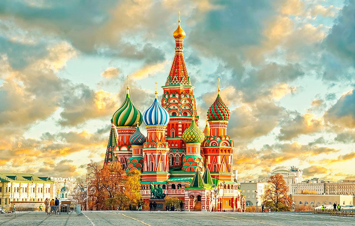 Земля русская - гордость наша!