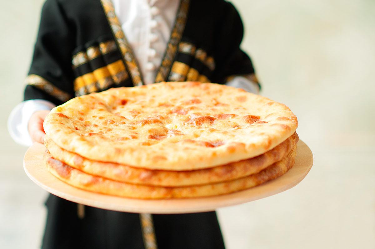 Добро пожаловать на осетинские пироги!