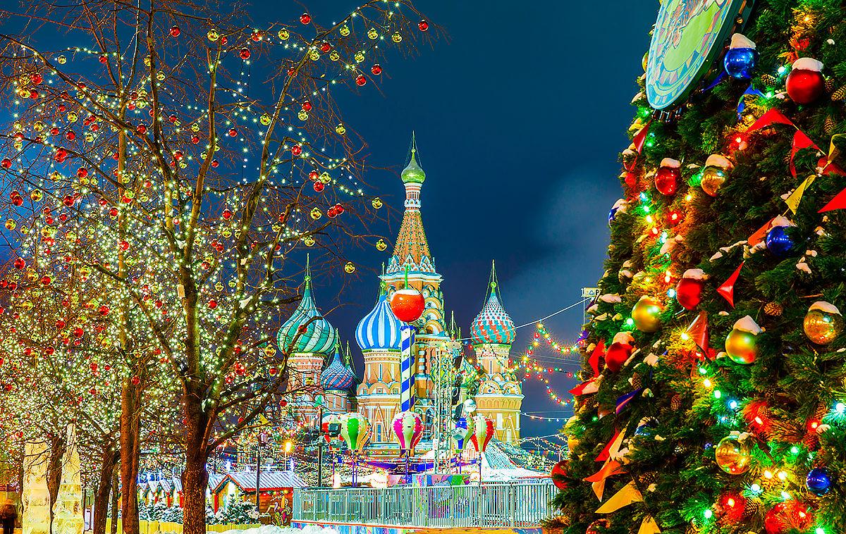 Рождественская Москва