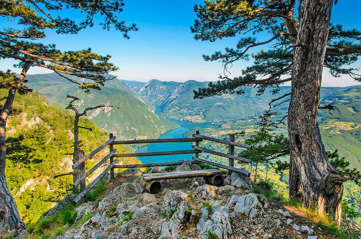 Природа Сербии способствует оздоровительному отдыху