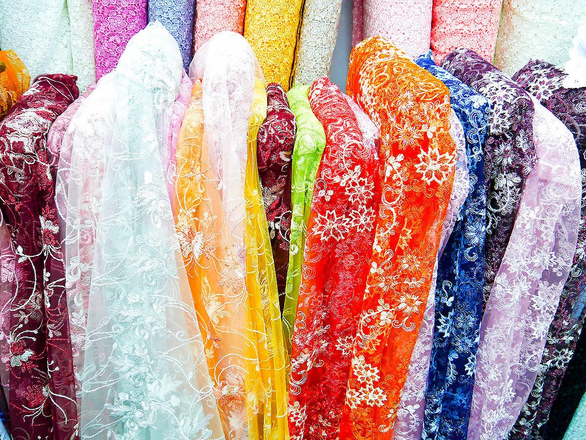 Местный текстиль, Сингапур