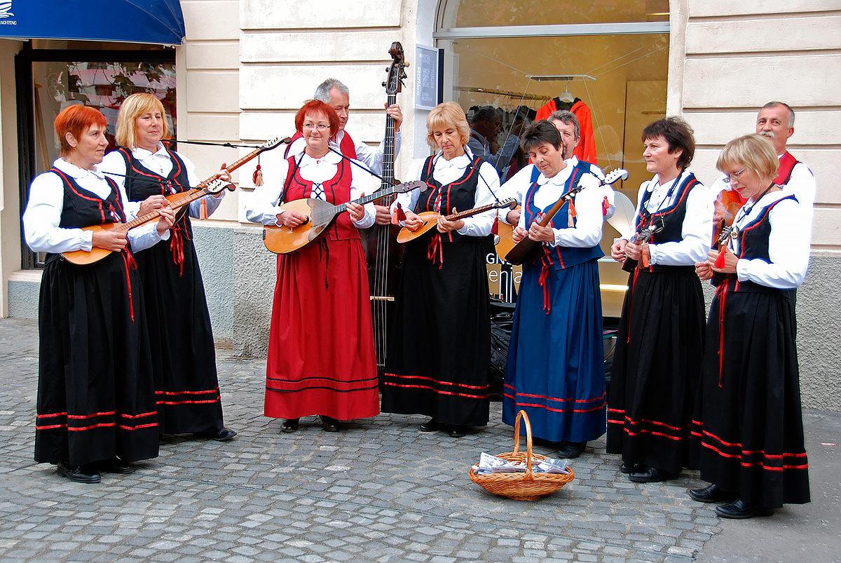Традиции Словении