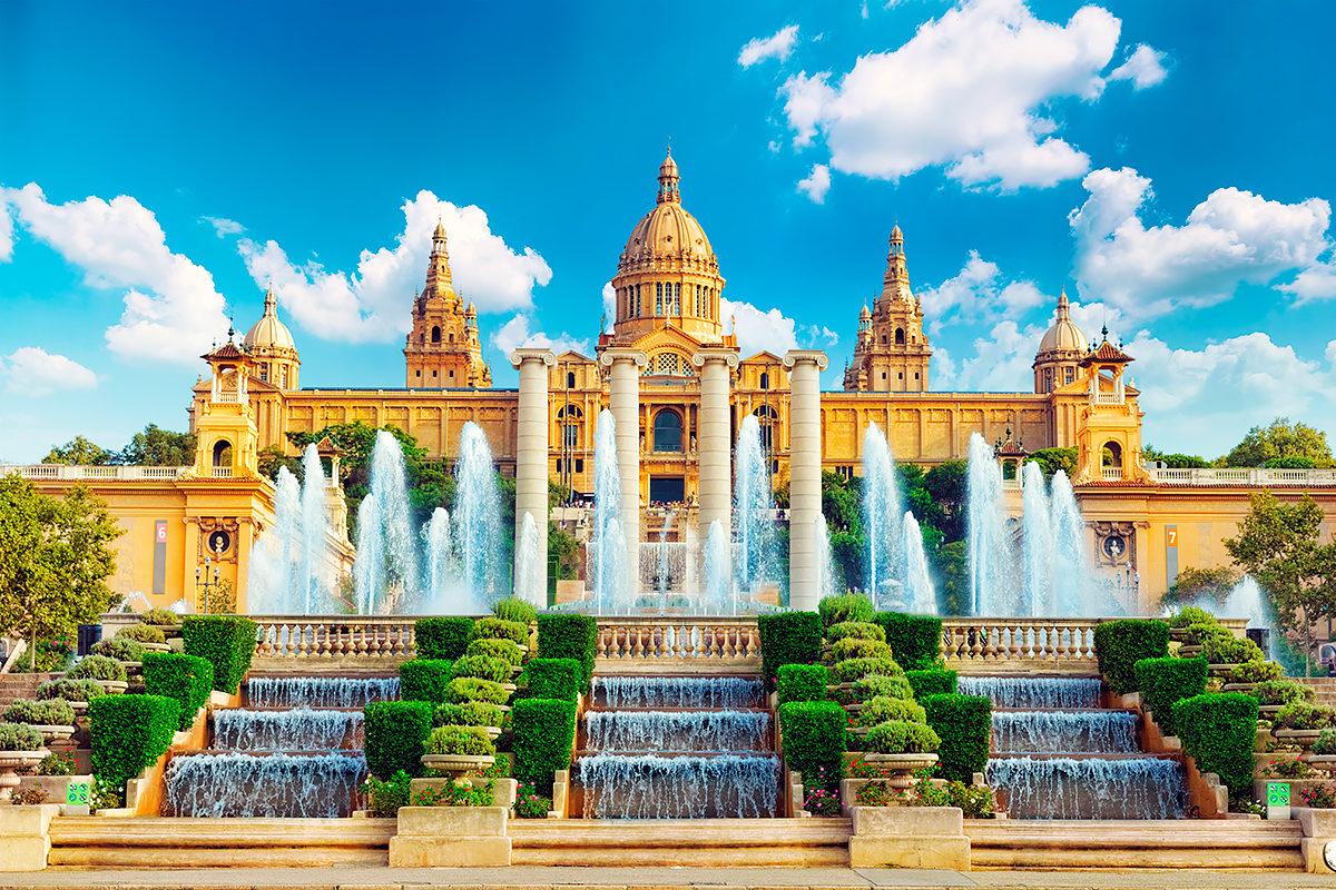 Национальный музей, Барселона