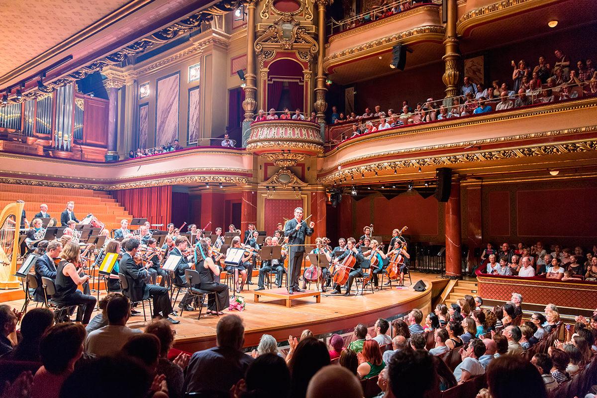 бесплатный концерт оркестра ООН в рамках музыкального фестиваля