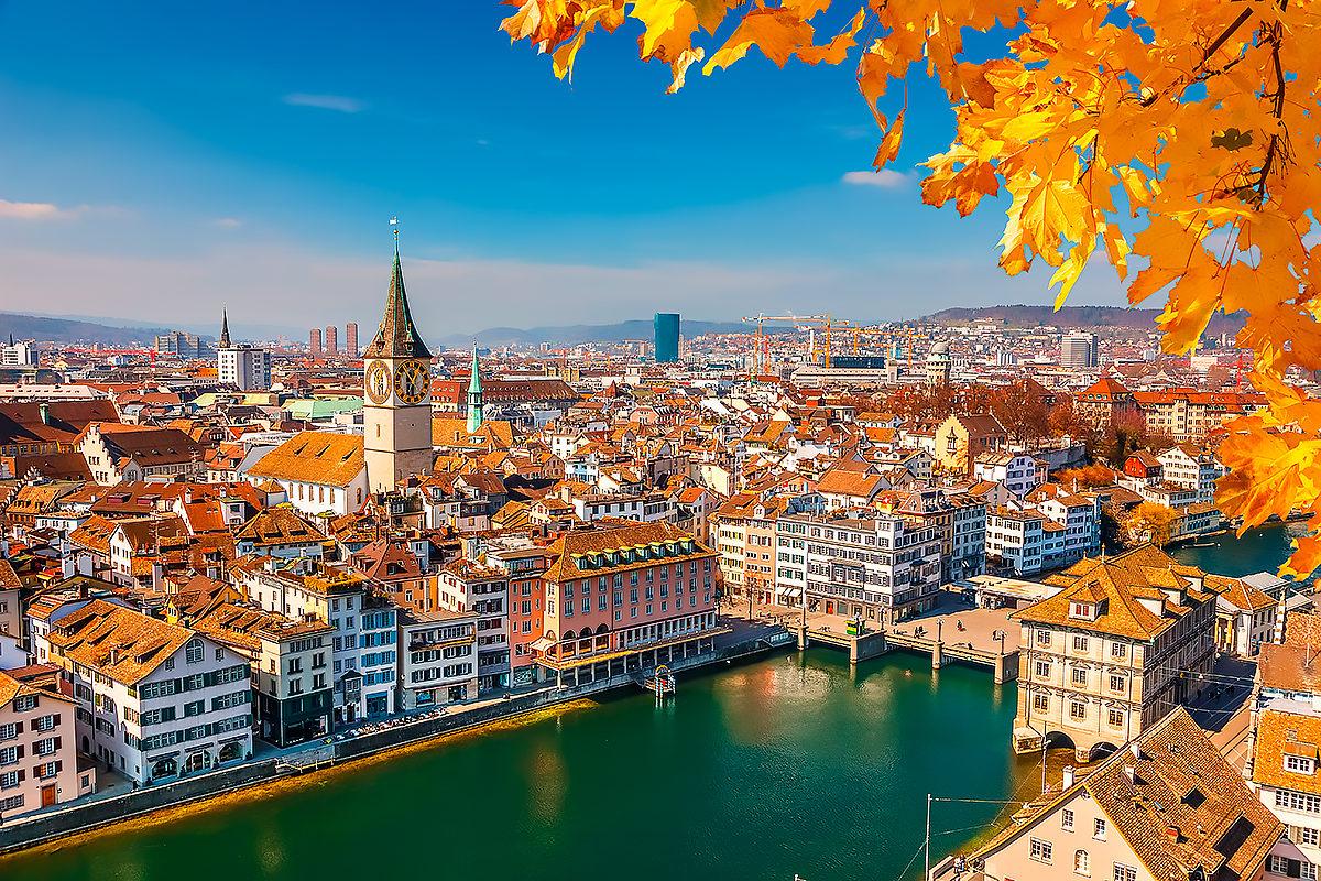 Маленькая, но красивая Швейцария