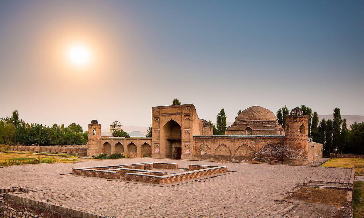 Старая исламская школа, Таджикистан