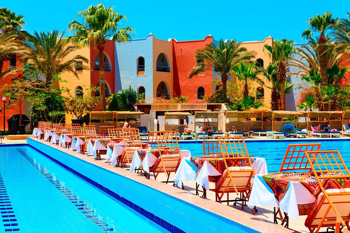 Яркий и солнечный Тунис