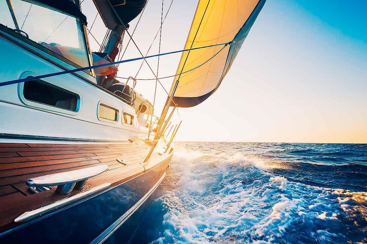 Прогулки на яхте, Теркс и Ка́йкос