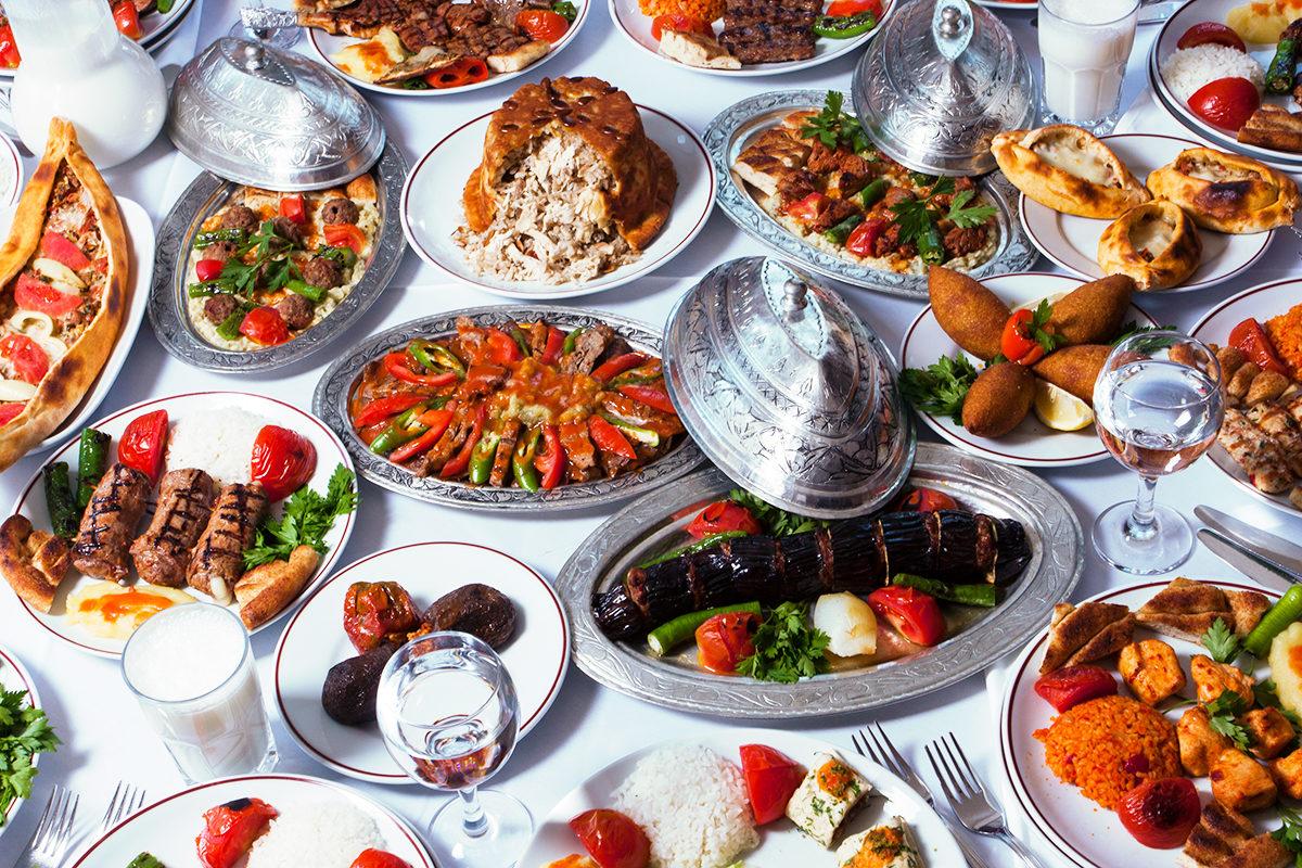 Разнообразие турецкой кухни