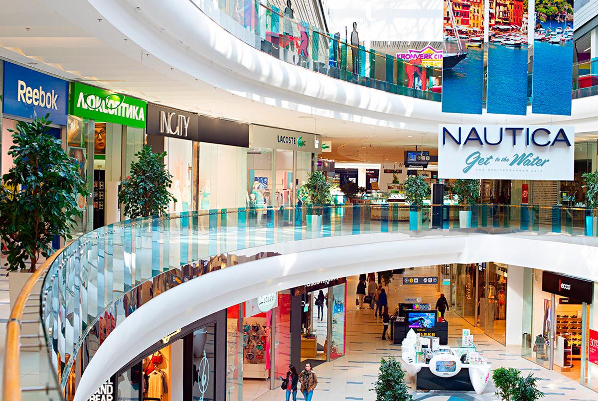 Торговый центр в Киеве