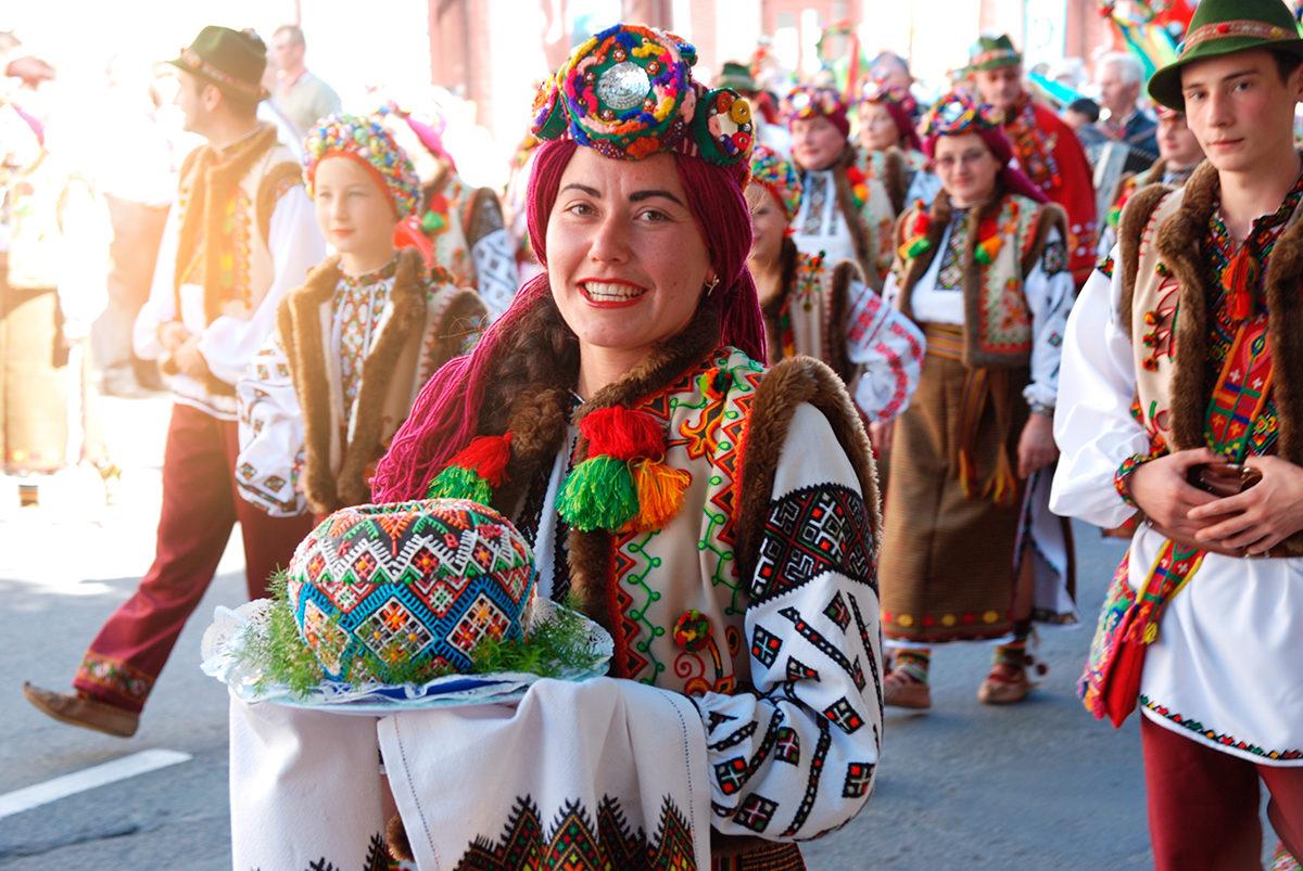 Фестиваль гуцульского сыра, Украина