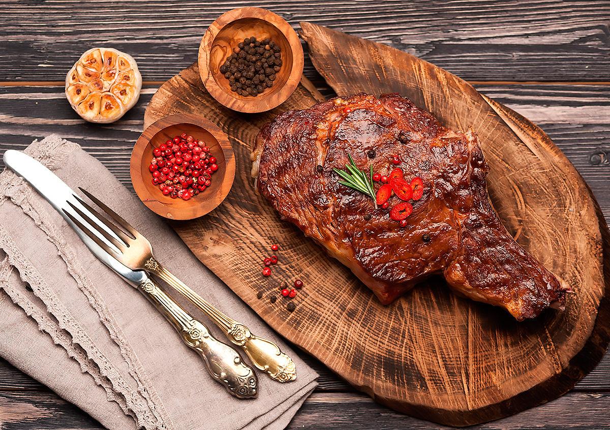 Мясо гриль