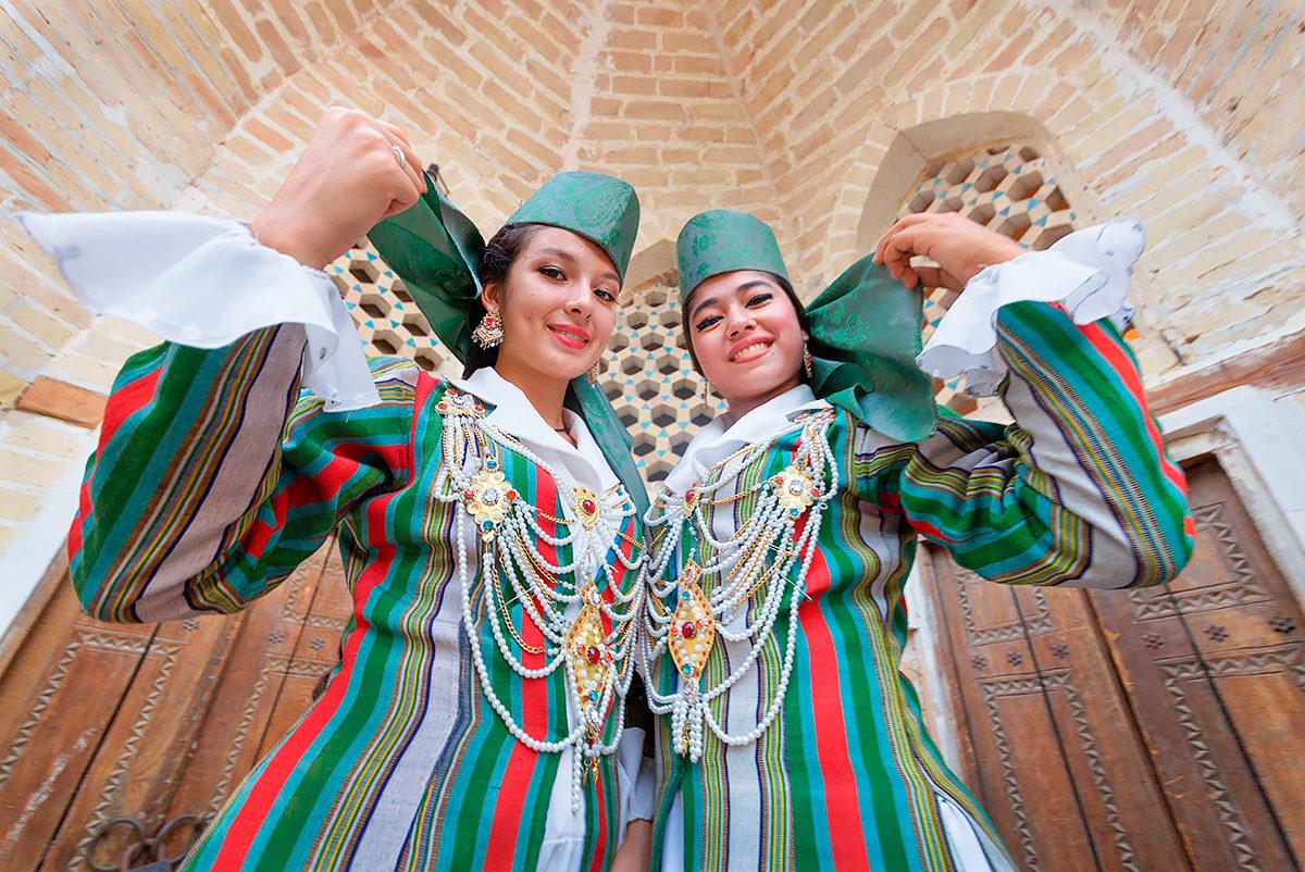 Культурные особенности узбеков