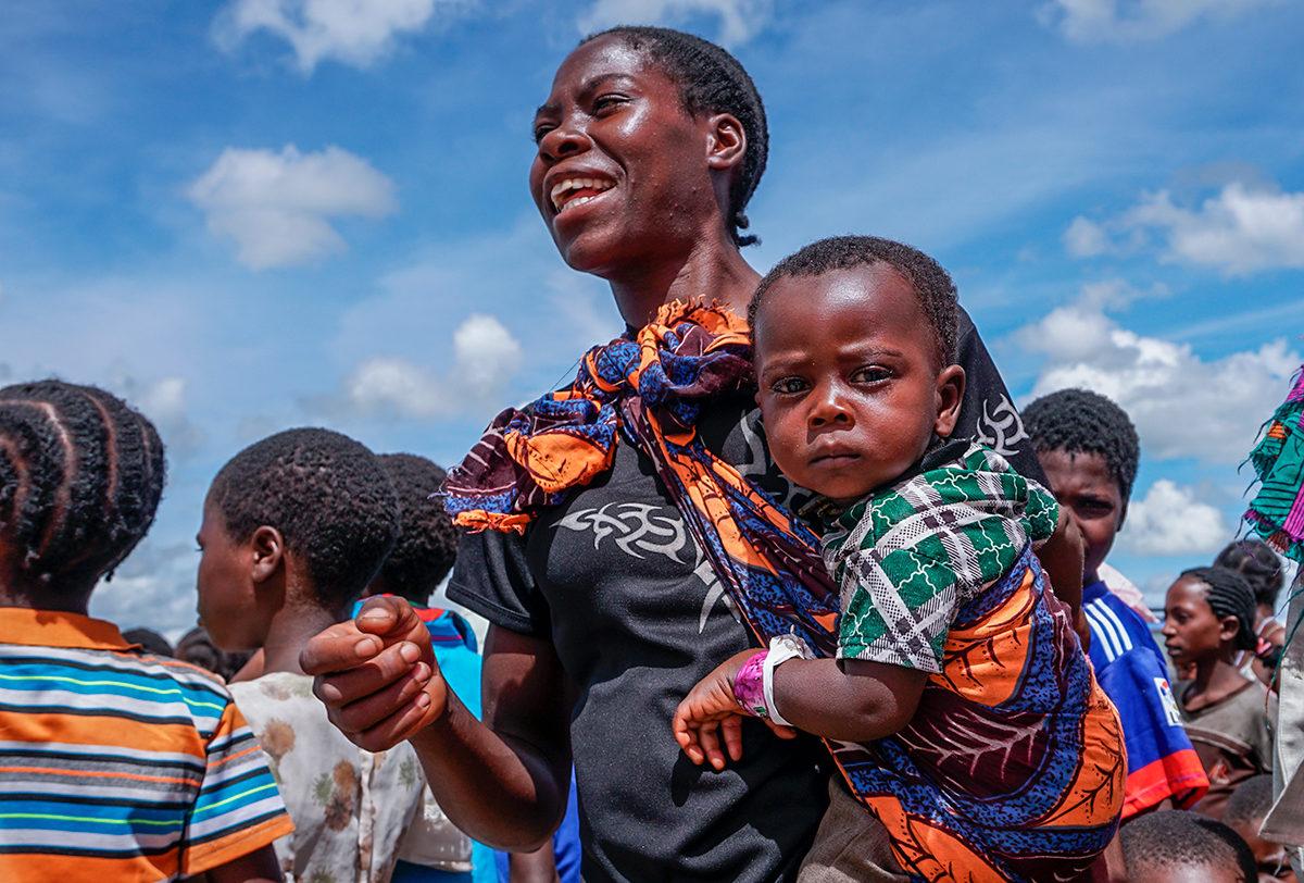 Замбийцы