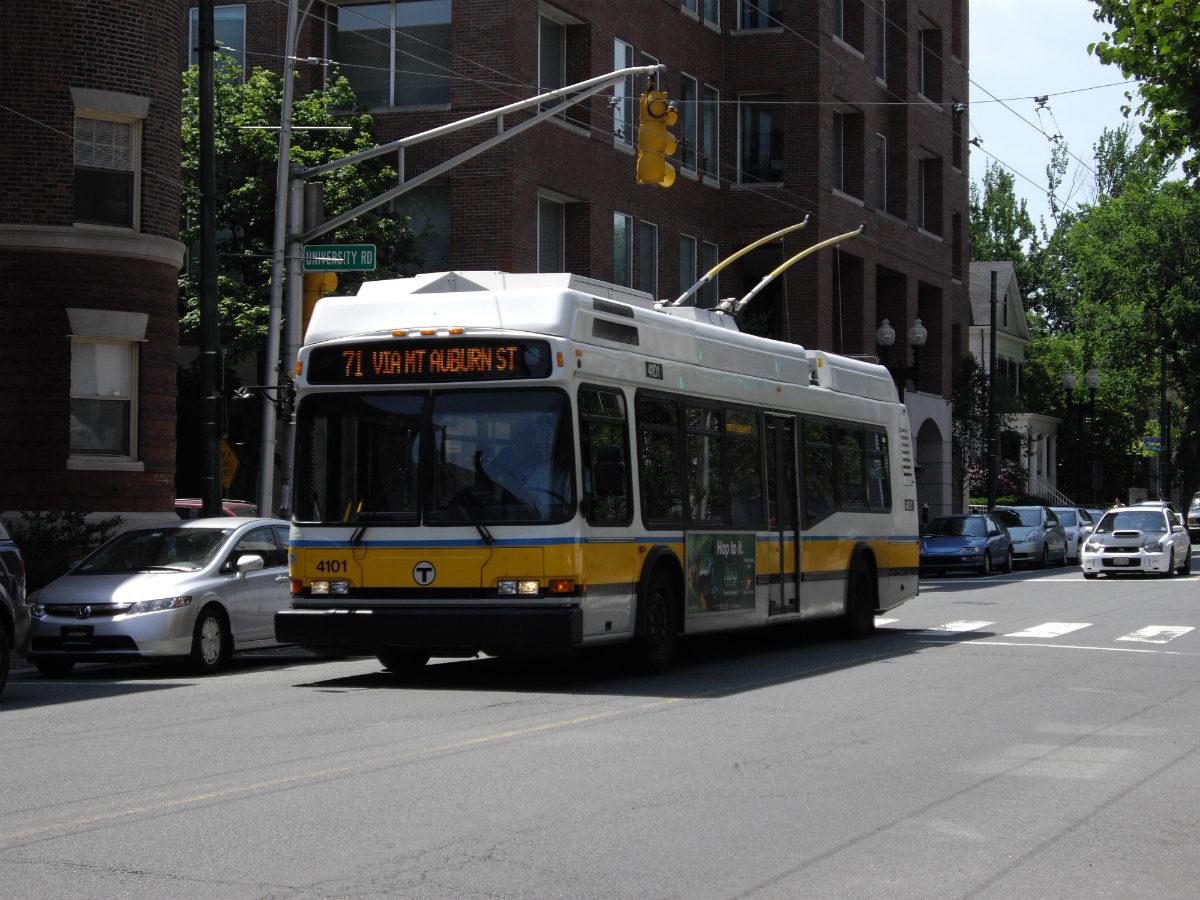 Бостон, транспорт