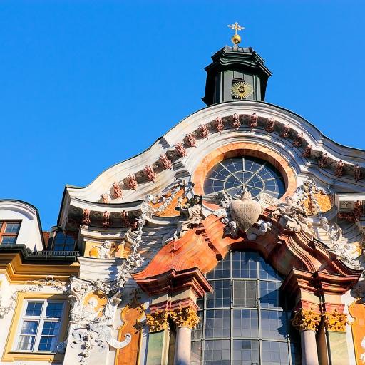Церковь св. Иоанна Непомука