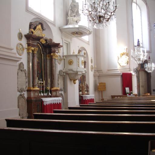 Церковь Св. Себастьяна