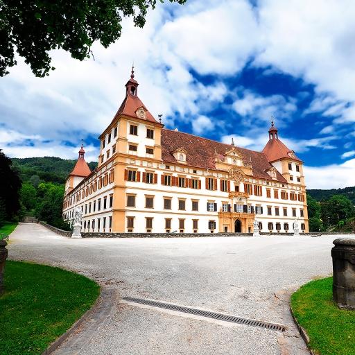 Дворец-замок Эггенберг