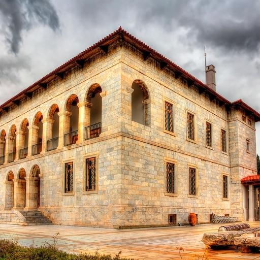 Визайнтийский и Христианский Музей