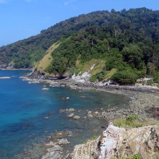 Му Ко Ланта национальный морской парк