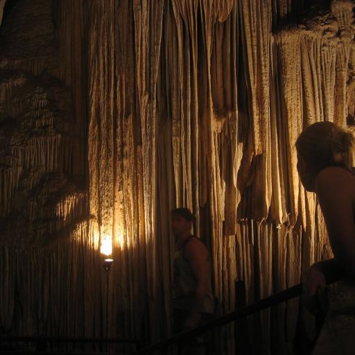 «Алмазная» пещера