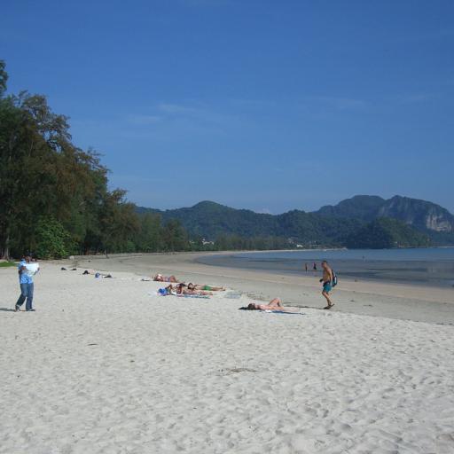Пляж Хат Ноппарат Тара