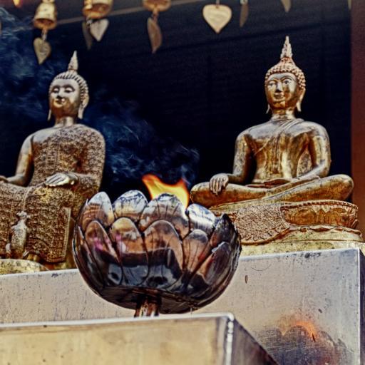 Монастырь Ват Пратхат Дой Cутхеп
