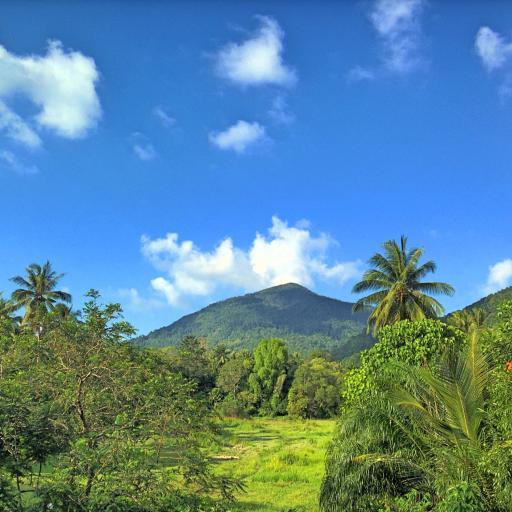 Гора Као Ра
