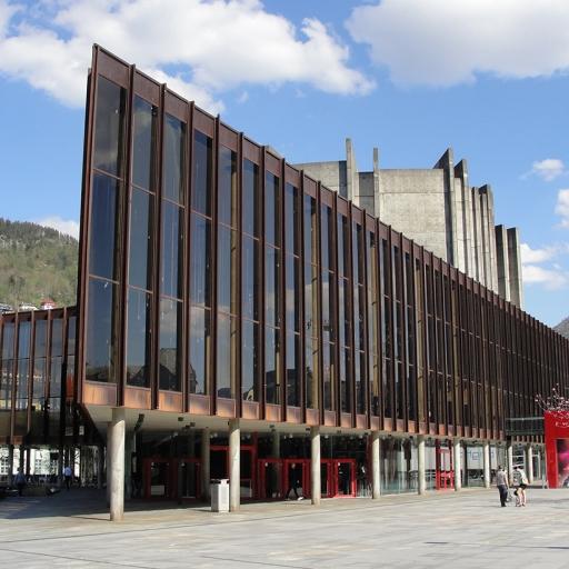 Концертный зал Грига