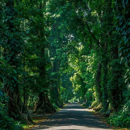 Богорский ботанический сад