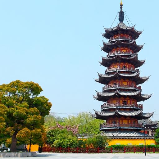 Храм Лунхуа сы